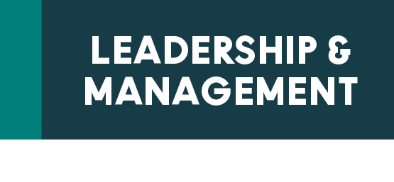 Leadership & Management Catalog