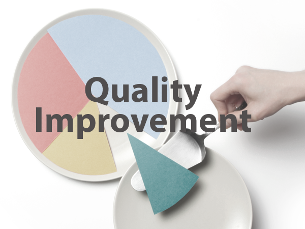 Click here to learn more about our Quality Improvement Philosophy.