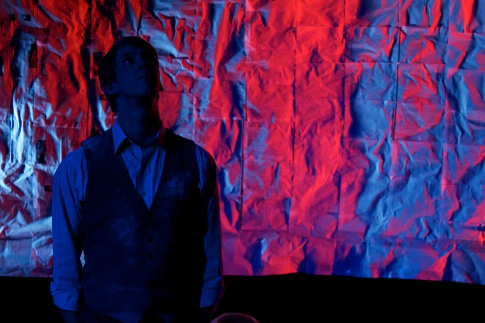 DUST // By John MacDonald //directed by Patrick Letteri  Lights // Incubator Arts Project