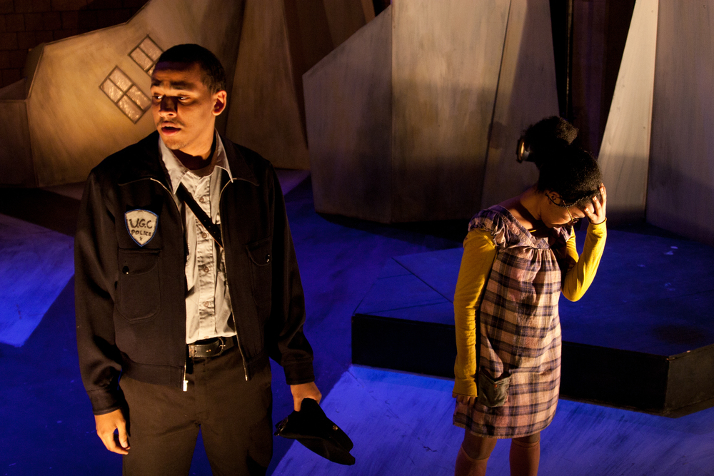 URINETOWN // directed by Alec Duffy  Lights // Abrons Arts Center