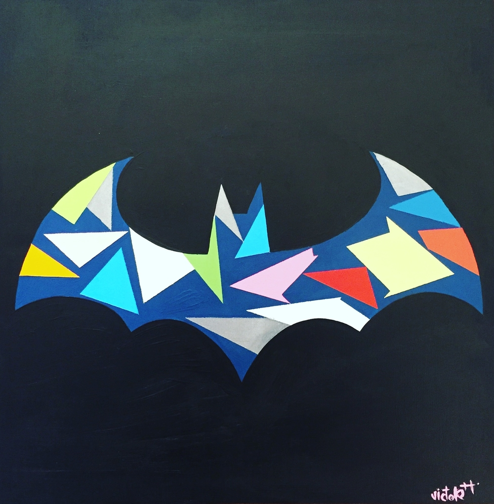 Batman geometric