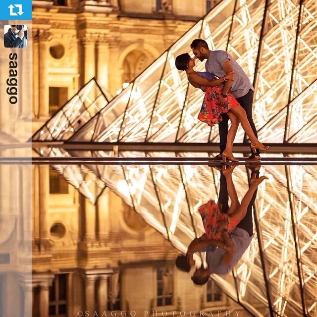 #Repost from @saaggo—- @matchvineyards: this is not my pic but I wanted to share @saaggo 's brilliant shot at the #louvre Very talented. Paris je t'aime❤️  Book a photoshoot  saul@saaggophoto.com