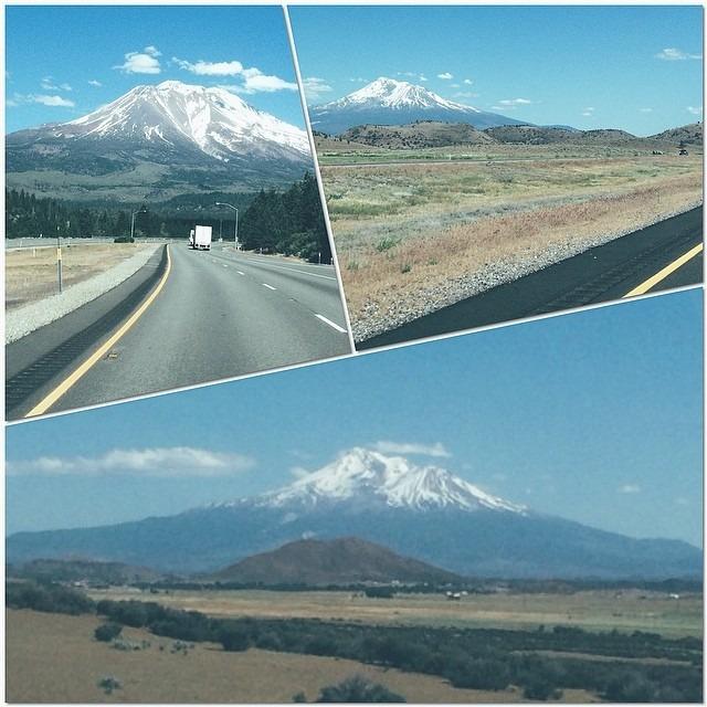 Mount #Shasta #California #mountain #volcano dormant today #vscocam film E8