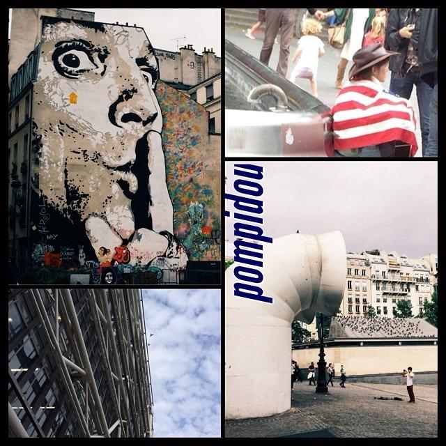 #Pompidou #Paris #France #fuzel #vscocam G2