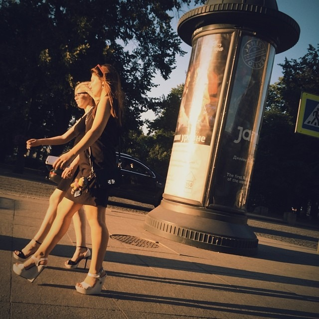 #marching #instep #prettygirls #legs #shadow #stpetersburg #russia #vscocam H1