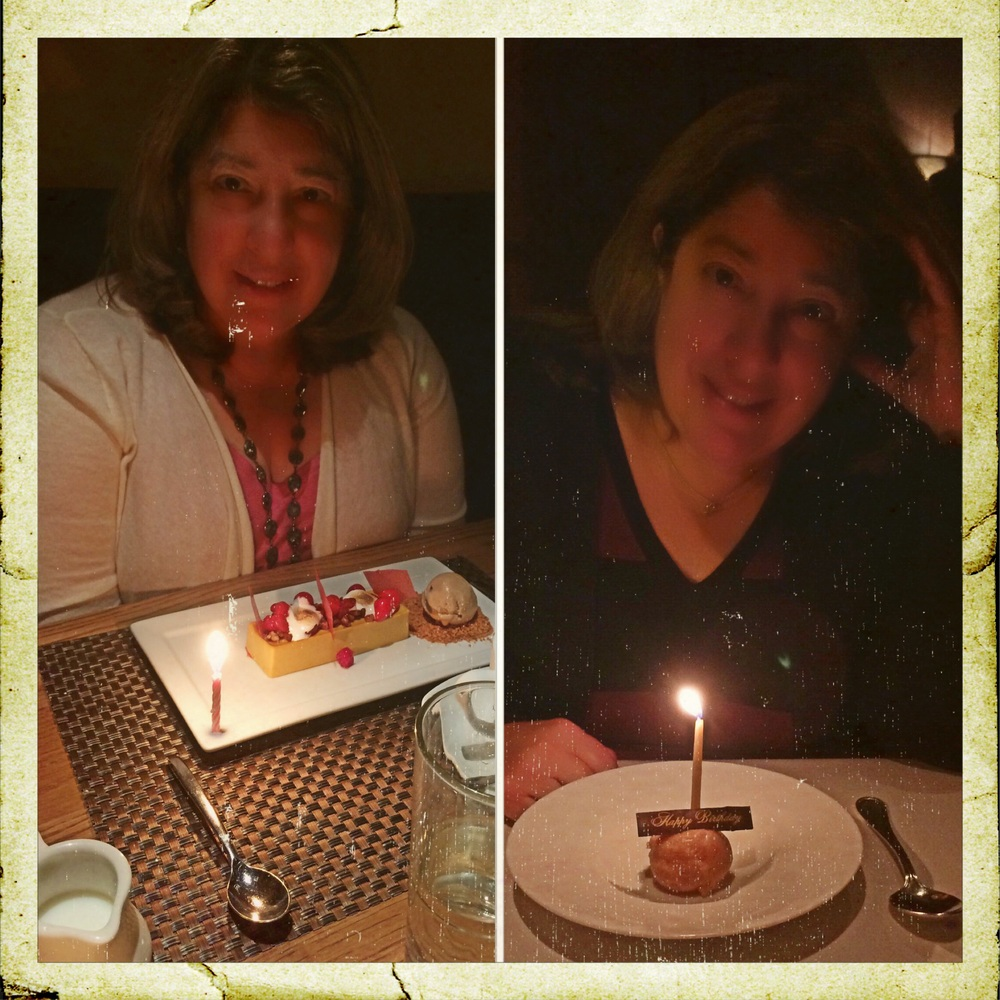 Two #birthday dinners!?! #CharlstonRestaurant #Baltimore and #VermillionRestaurant #Alexandria #vscocam #fuzel @fuzelapp
