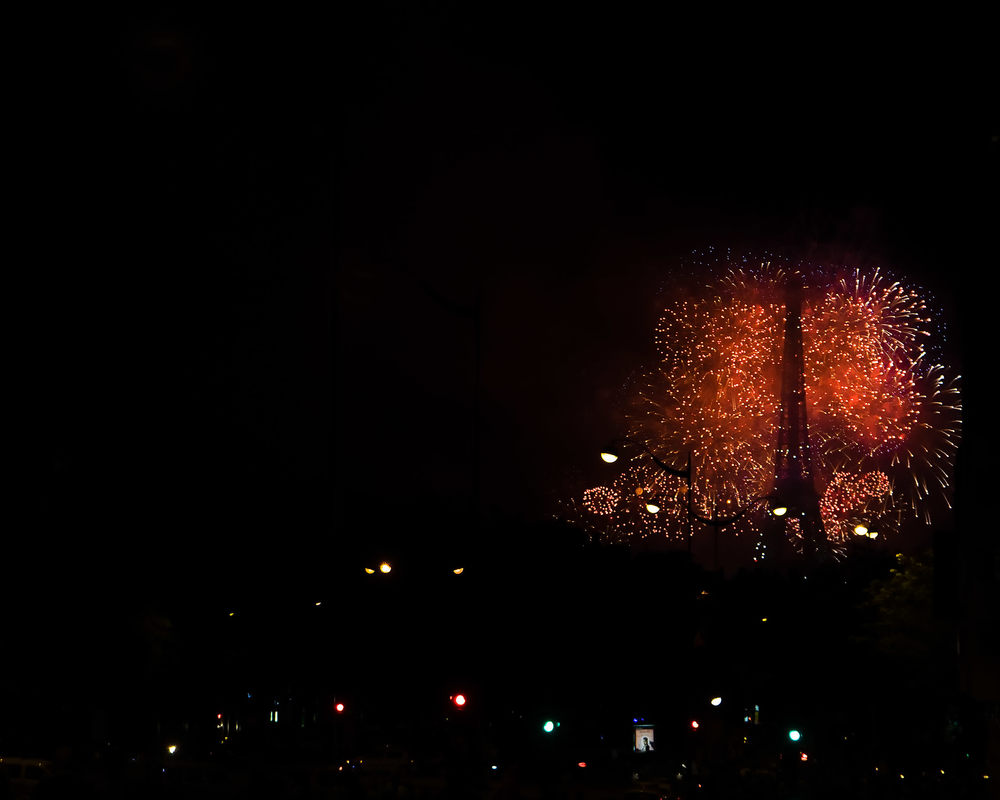 Bastille Day Fireworks 2