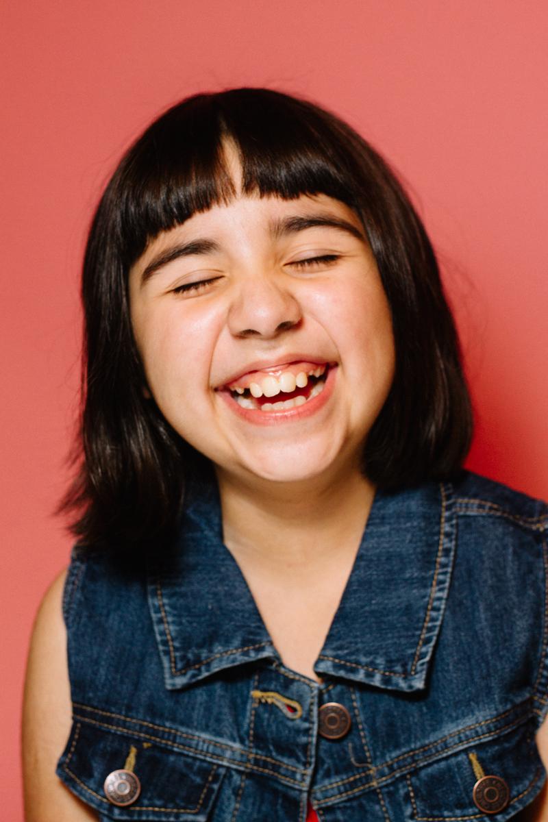 Tiny Deer Studio Portrait - Laughing Girl with bangs.jpg