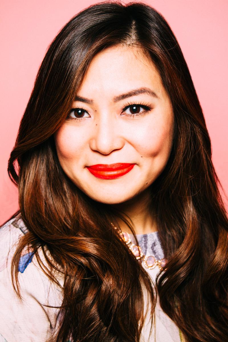 Tiny Deer Studio Portrait - Brunette - Red Lips.jpg