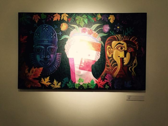 """Iconic Nature   James Mesple Oil on Canvas 36"""" x 60"""" https://www.facebook.com/jamesmesple/"""
