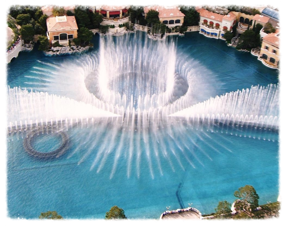 Bellagio Fountain (Client Property - Las Vegas)
