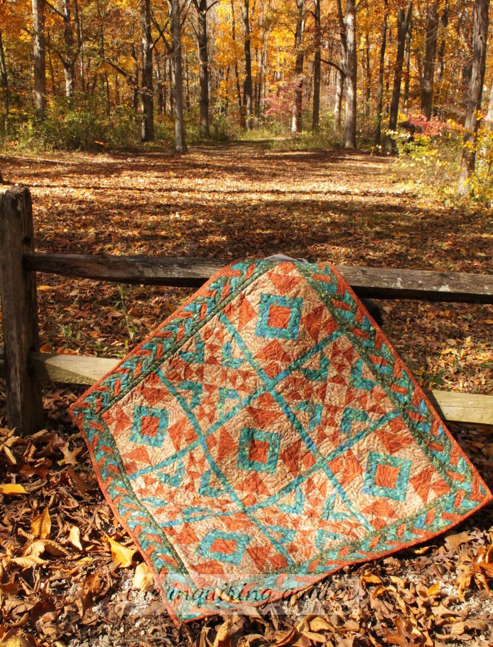 Time for Autumn-Colored Quilts — The Inquiring Quilter
