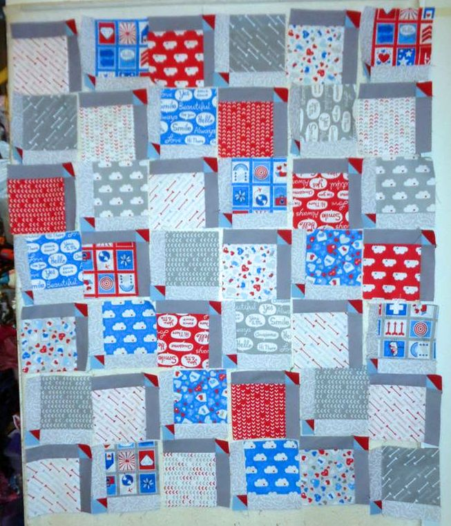 Mary Quilt 1