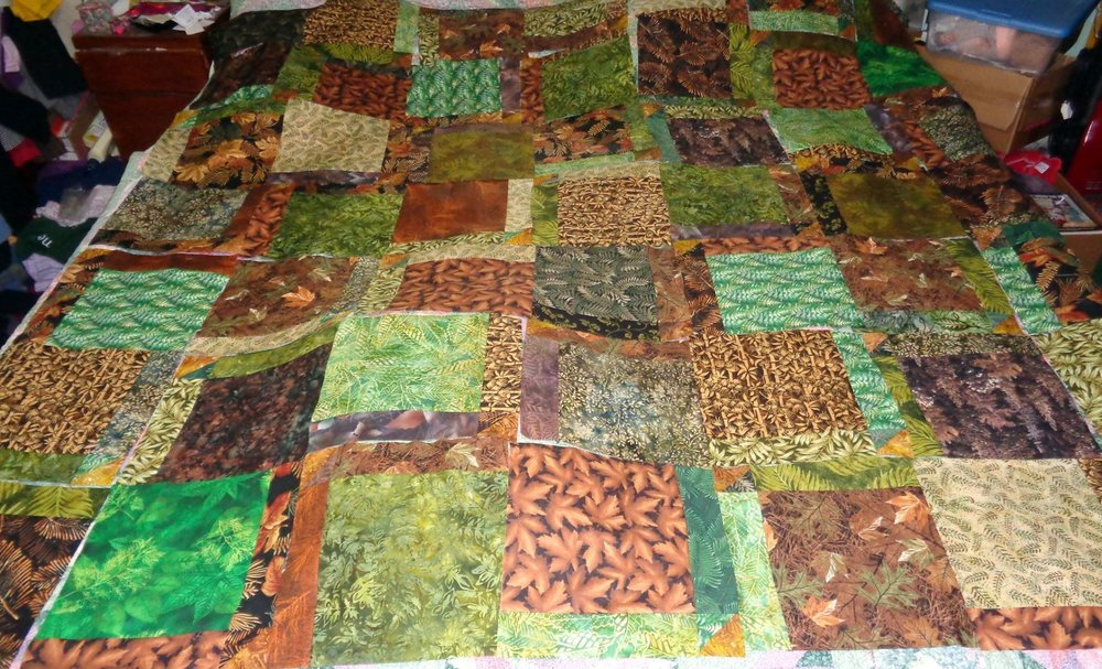 Mary Quilt 2