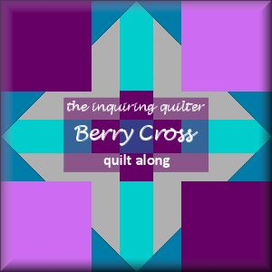 Berry Cross Quilt-Along