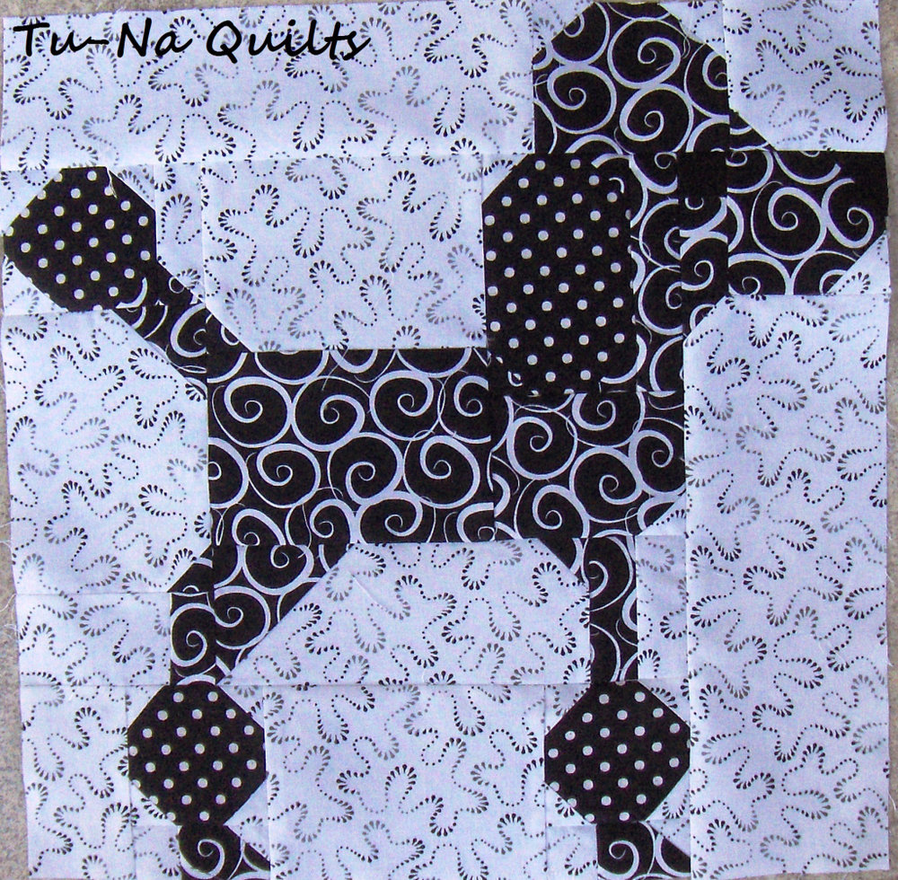 Karen's French poodle block