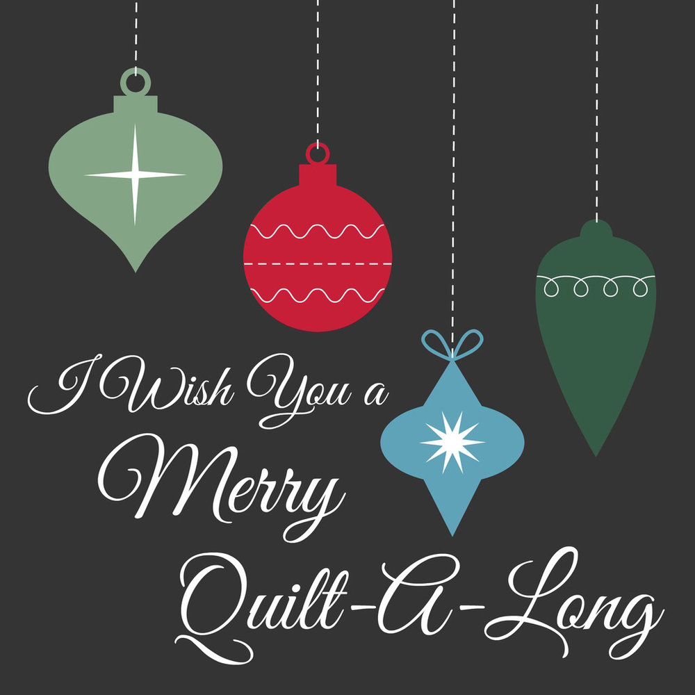 Share our button and this link to my Quilt Along page: http://www.inquiringquilter.com/i-wish-you-a-merry-qal/