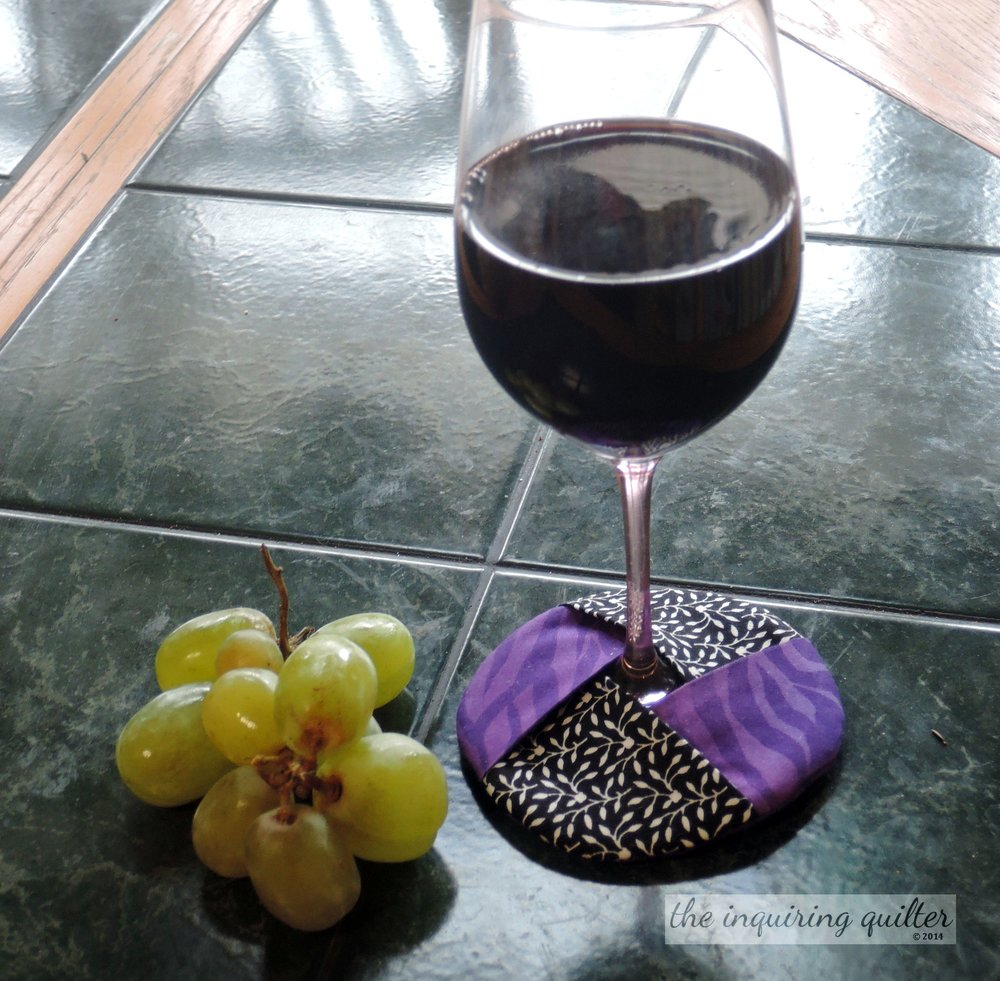 Insulated Wine Glass Cooler