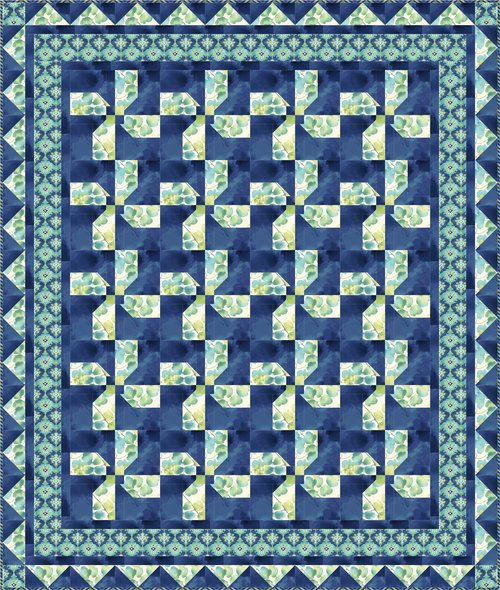 New Quilt Patterns Featuring Quilting Treasures — The Inquiring ... : quilting treasures patterns - Adamdwight.com