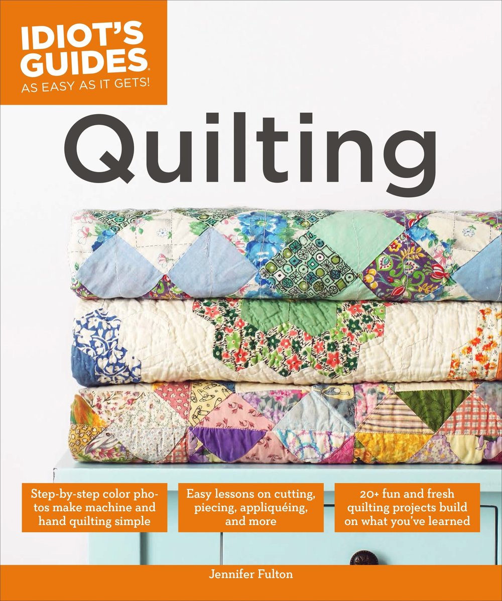 Templates needed for my book, Idiot's Guides: Quilting