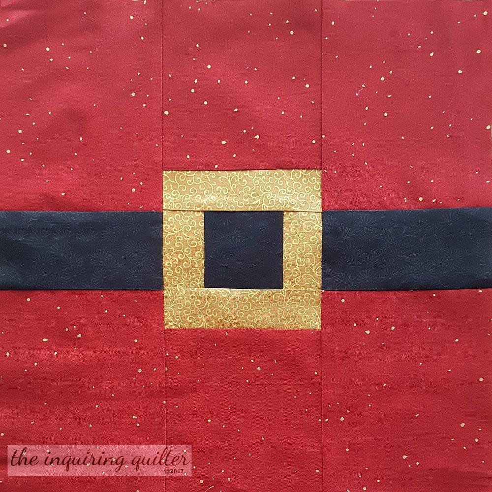 Block 3 - Santa's Belt