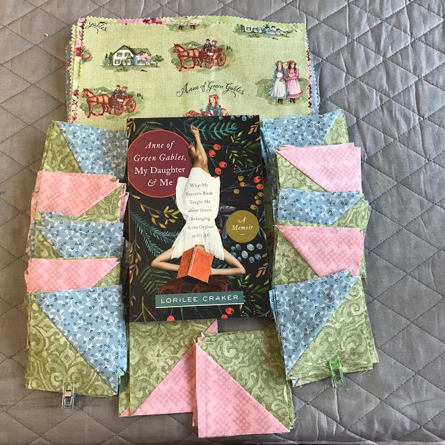 Jen Anne of Green Gables book written by a friend of hers.JPG