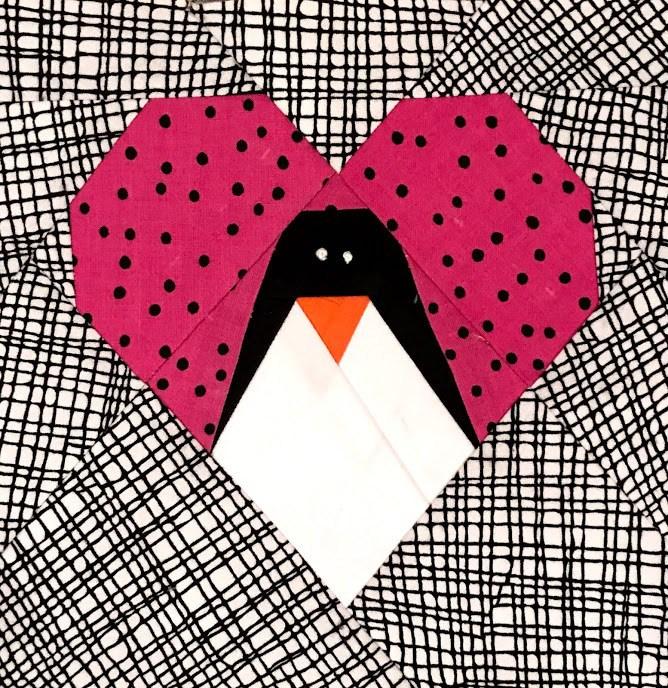 Marney's Penguin Valentine