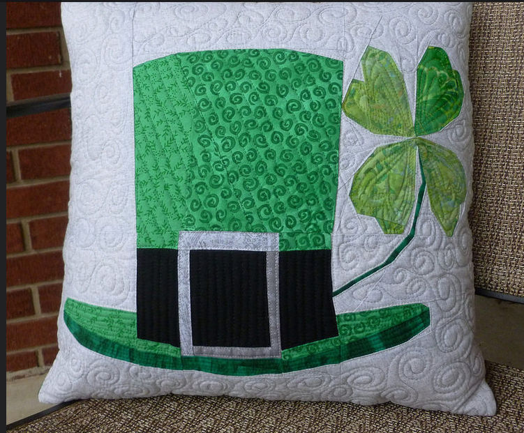 Lisa Marie St Patricks Day Pillow.jpg