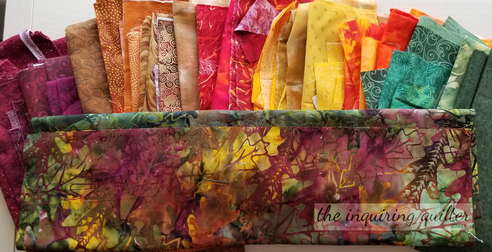 Fabric selections for quilt along 1.jpg