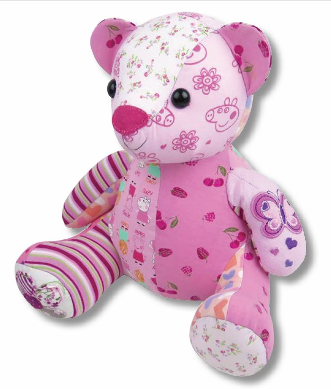 Memory Bear from pattern.JPG