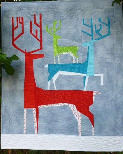 Lisa Marie reindeer wallhanging.JPG
