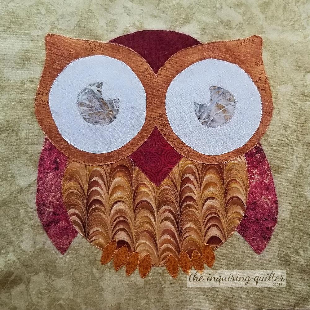 Block 12 - Owl