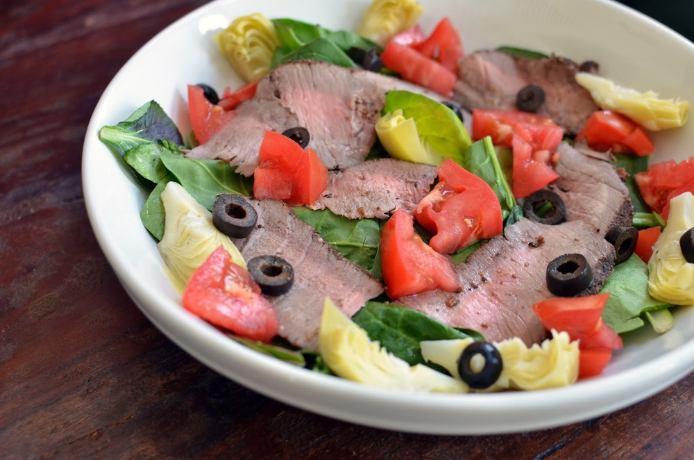 Marinated Flank Steak - ButterYum