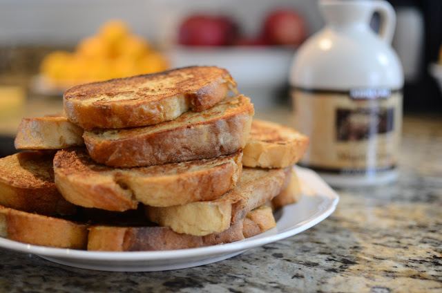 Vanilla Cinnamon French Toast - ButterYum