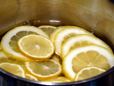 Making Candied Lemon, ButterYum