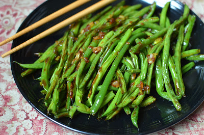 you ever eaten those additively delicious green beans found at Chinese ...