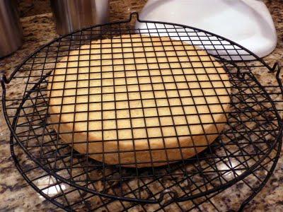 flip a cooling cake ButterYum