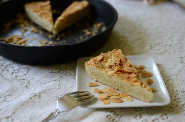 European Almond Butter Cake - ButterYum