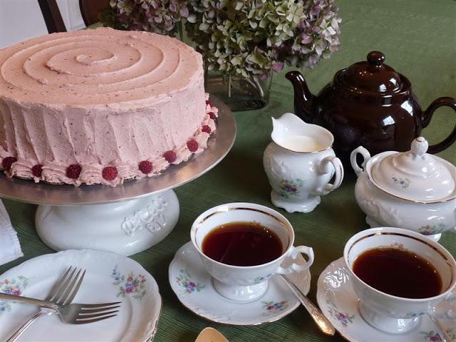 ButterYum Almond Shamah Chiffon Cake