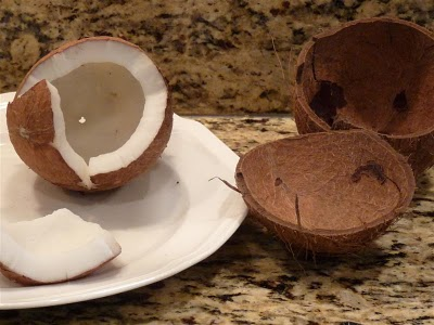 how to open a coconut the save and easy way - ButterYum