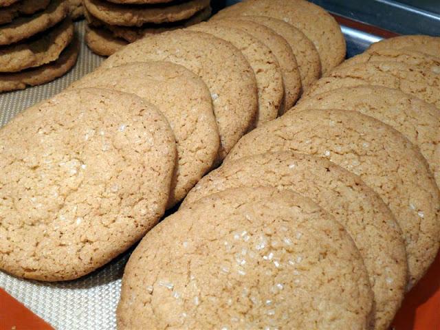 Martha Stewart Old-Fashioned Sugar Cookies ButterYum