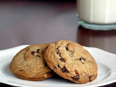 CI's Perfect Chocolate Chip Cookies