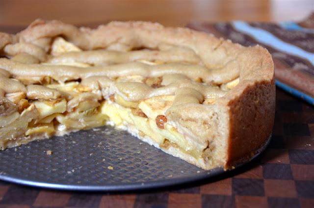 Appeltaart (Dutch Apple Pie) - ButterYum