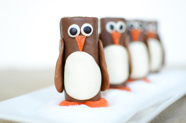 Penguin Snack Cakes - ButterYum