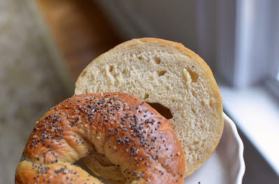 how easy are bagels to make at home - recipe with how to photos