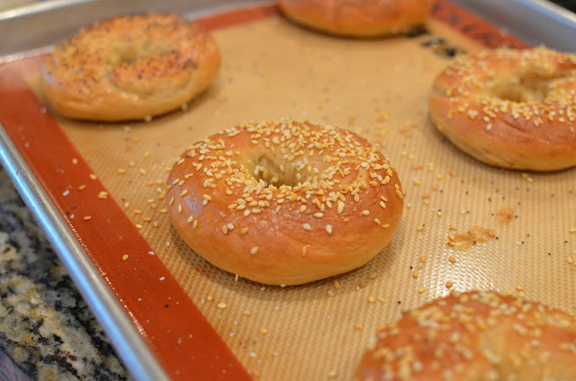 Homemade Bagels - ButterYum