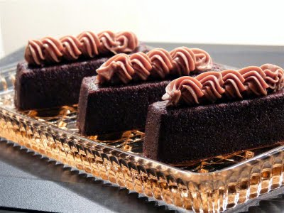 Baby Chocolate Oblivion Cakes ButterYum