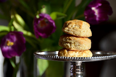 Free-Form Buttermilk Biscuits