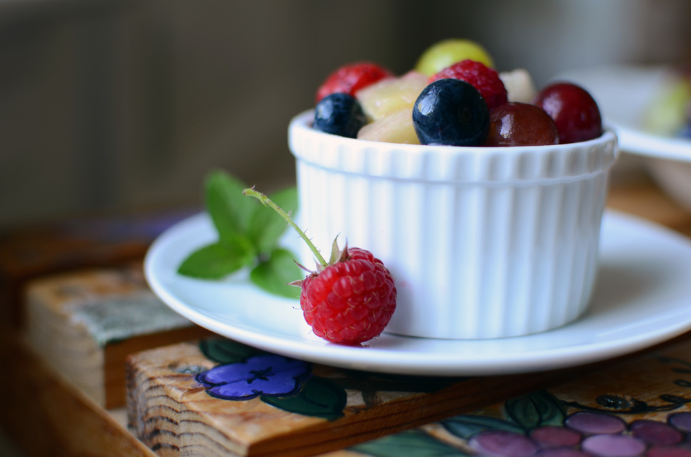 Pina Colado Fruit Salad