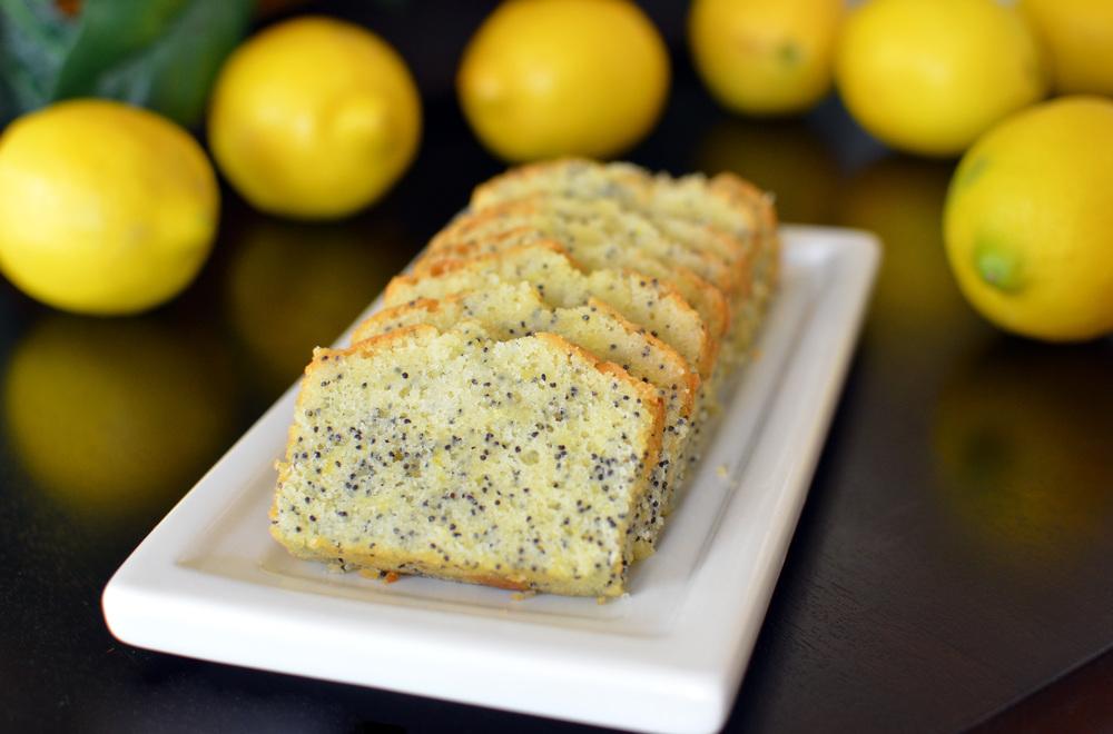 Lemon Poppy Seed Pound Cake - Butteryum. lemon pound cake recipe. recipe for lemon poppy seed pound cake. lemon poppy seed loaf cake. lemon poppy seed bread recipe.